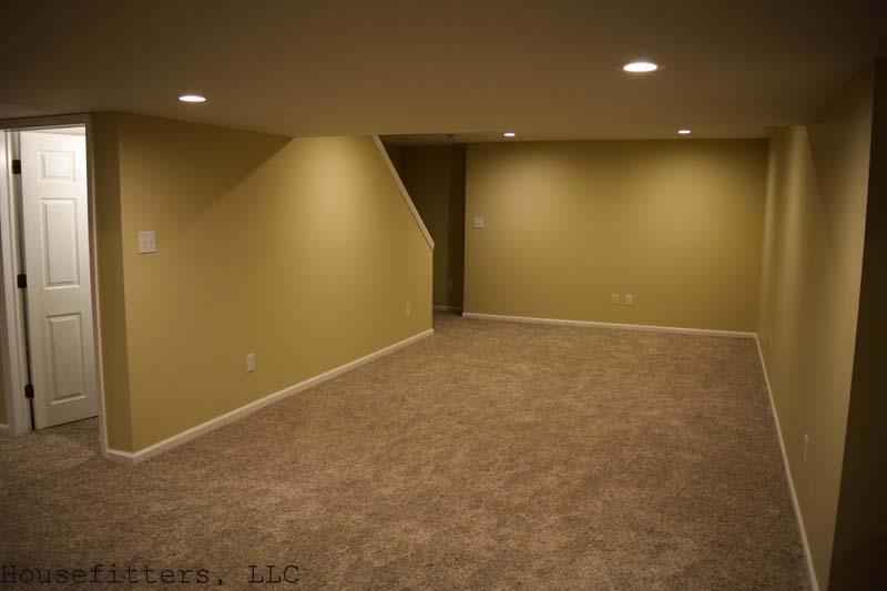 Basement Renovation Contractor in Main Line, PA