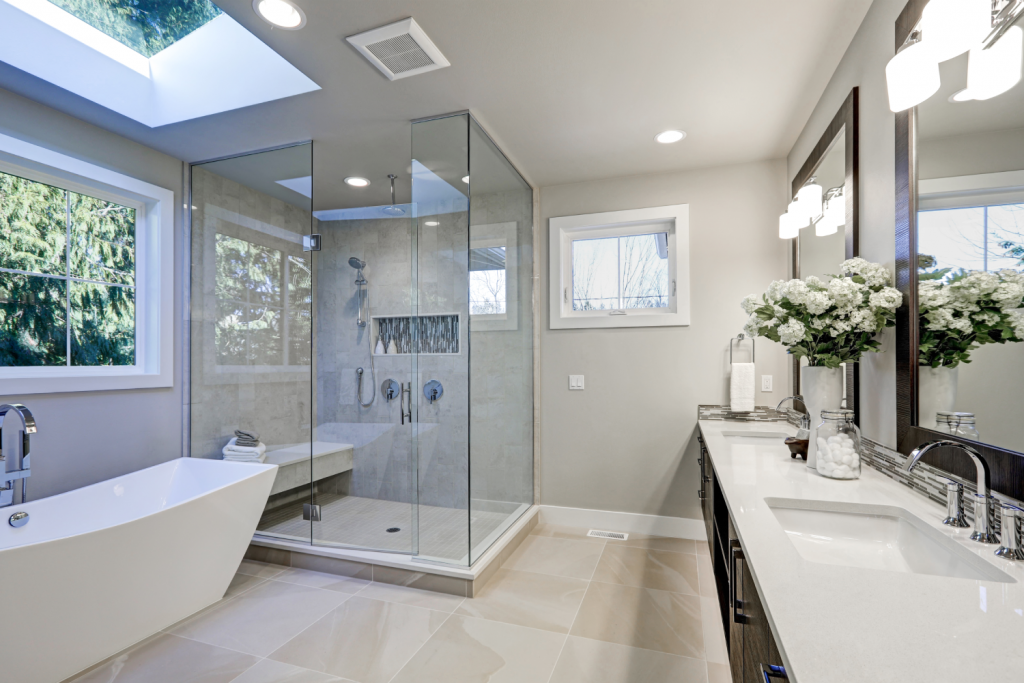 Spa Shower Installation & Bathroom Remodeling Contractors