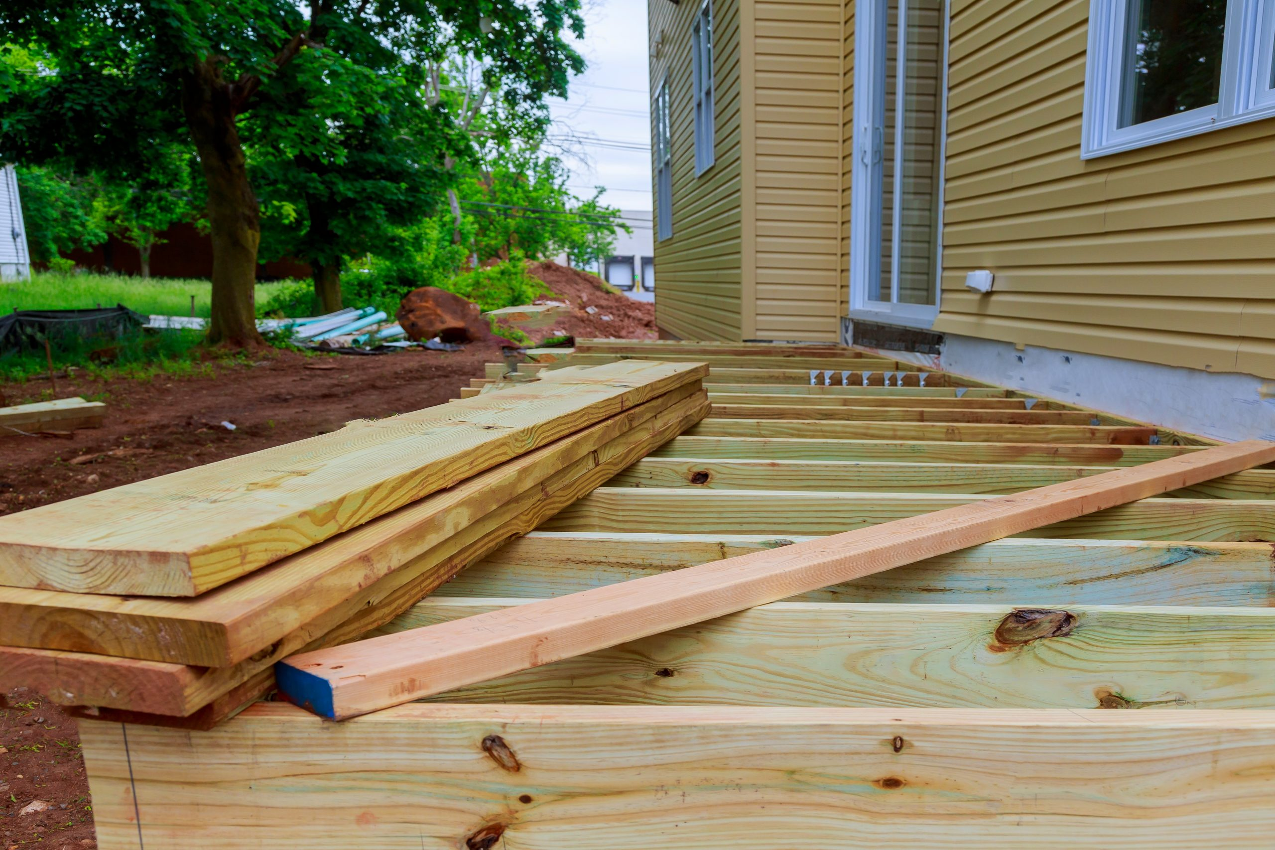 General Contractor & Home Additions Services in Oxford, PA
