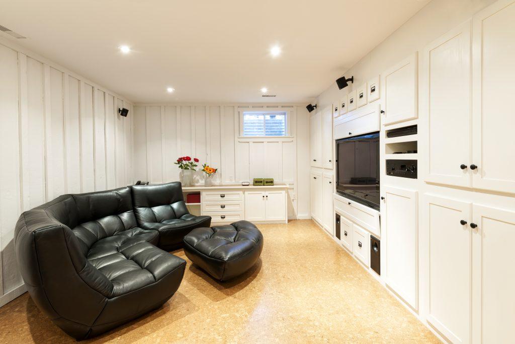 Housefitters Basement Remodeling Contractor